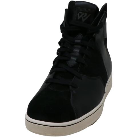 Nike Men's 854563 High-Top Suede Sneaker