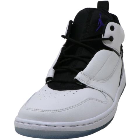 Nike Men's Jordan Fadeaway High-Top Leather Basketball