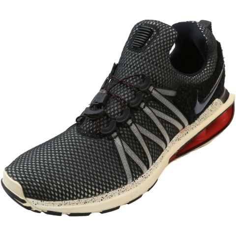 Nike Men's Shox Gravity Low Top Mesh Road Running