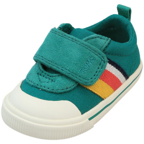 Toms Doneny Canvas Ankle-High Sneaker