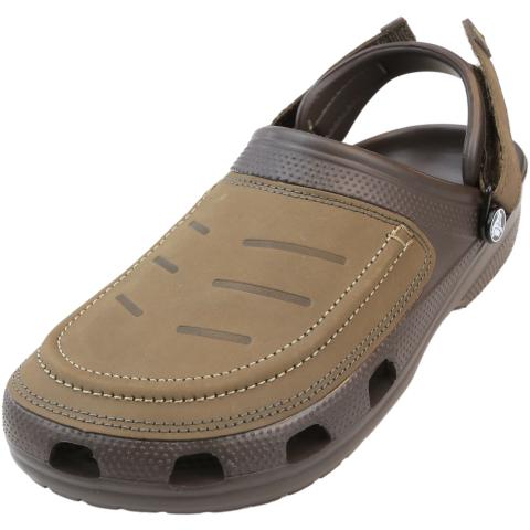 Crocs Men's Yukon Vista Clog Ankle-High Clogs