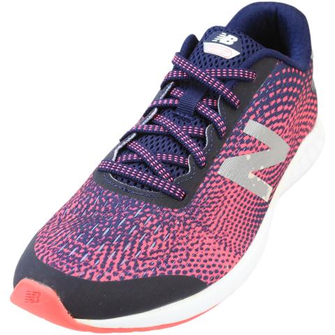 New Balance Girl's Xkjarns Ankle-High Mesh Running