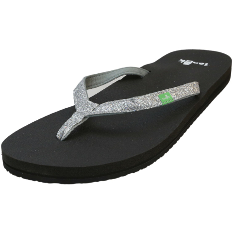 Sanuk Women's Yoga Joy Sparkle Sandal