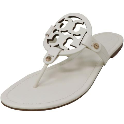 Tory Burch Women's Miller Veg Leather Sandal