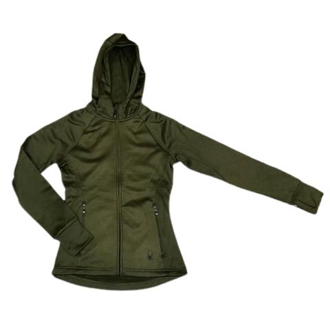 Spyder Women's Hayer Full Zip Hooded Jacket Shell