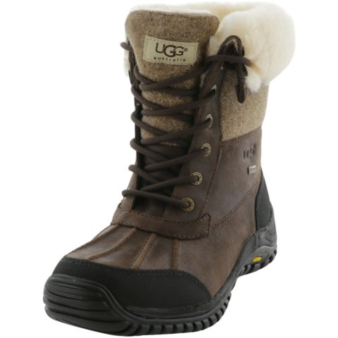 Ugg Women's Adirondack Ankle-High Leather Boot