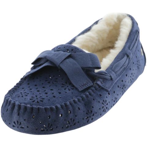 Ugg Women's Dakota Sunshine Ankle-High Leather Slipper