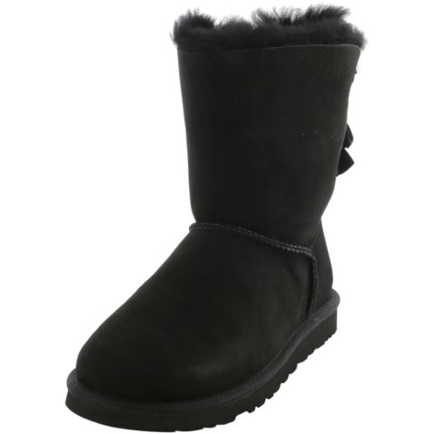 Ugg Women's Bailey Bow Mid-Calf Sheepskin Boot