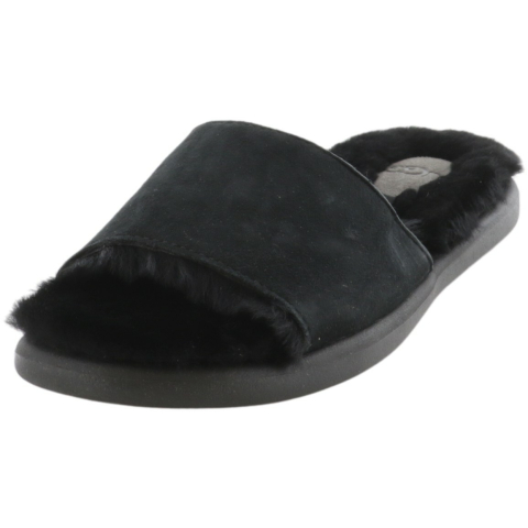 Ugg Women's Breezy Sheepskin Sandal