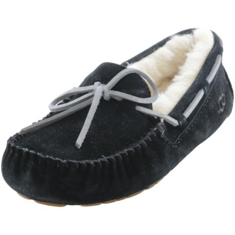 Ugg Women's Dakota Metallic Ankle-High Leather Slipper