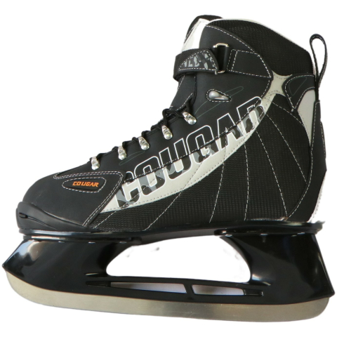 American Athletic Men's Cougar Soft Boot Hockey Skate 0052018005-558-12M