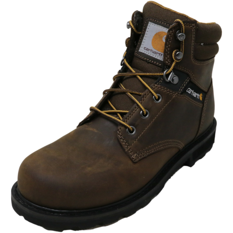 Carhartt Men's Cmw6174 High-Top Leather Industrial & Construction Boot
