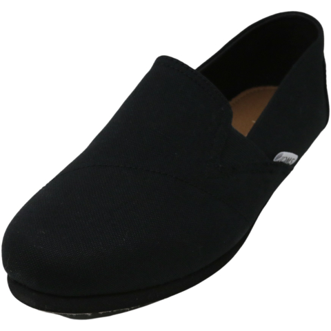 Toms Women's Redondo Canvas Loafers & Slip-On