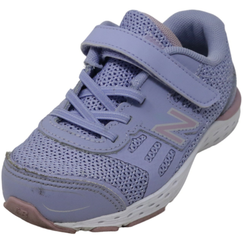 New Balance Girl's Ia680 Ankle-High Running