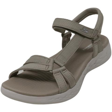 Skechers Women's On-The-Go 600 - Brilliancy Sport Sandals & Slide