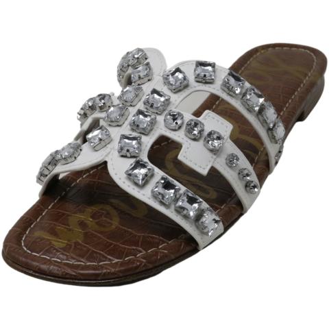 Sam Edelman Women's Bay Nappa Leather Sandal
