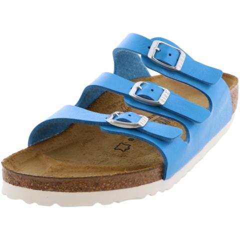 Birkenstock Florida Bs Ankle-High Leather Sandal