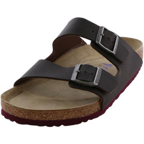 Birkenstock Men's Arizona Bs Nubuck Sandal