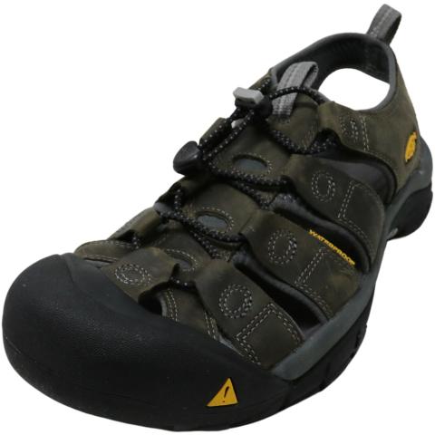 Keen Men's Newport Ankle-High Leather Sandal