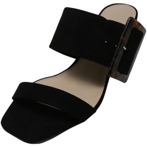 Find. Women's Zohar Heeled Sandal Leather Heel