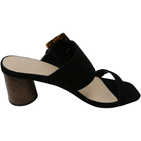 Find. Women's Zohar Heeled Sandal Leather Heel