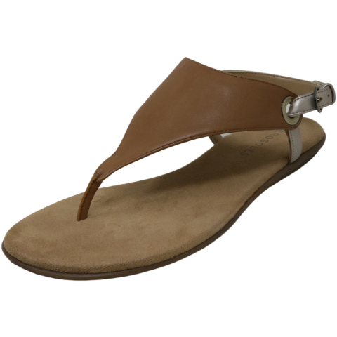 Aerosoles Women's In Conchlusion Leather Sandal
