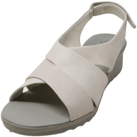 Clarks Women's Caddell Bright Ankle-High Fabric Sandal