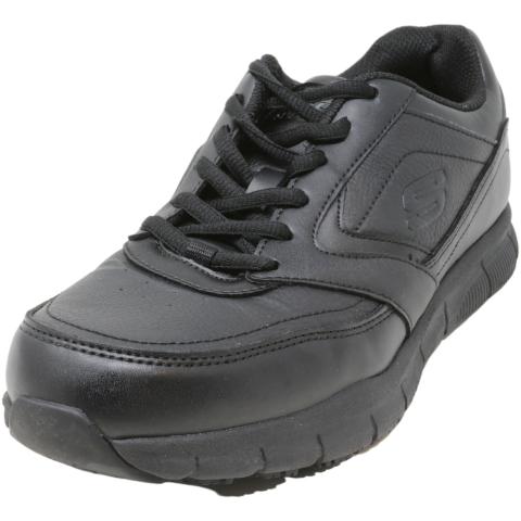 Skechers Men's Nampa Low Top Leather Industrial & Construction