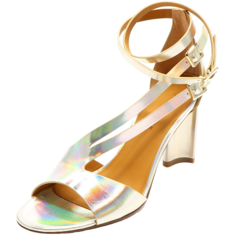 Clergerie Paris Women's Ardent Ankle-High Leather Sandal