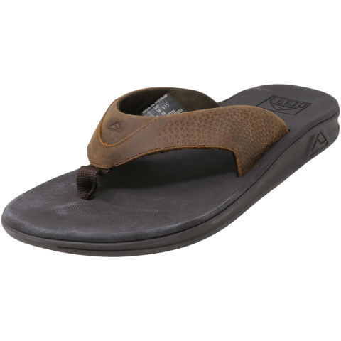 Reef Men's Rover Le Leather Sandal