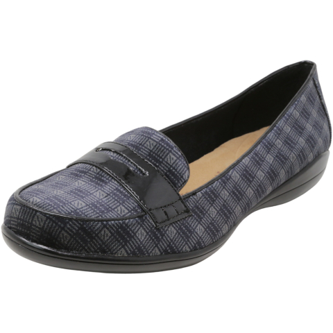 Soft Style Women's Daly Ankle-High Fabric Loafers & Slip-On