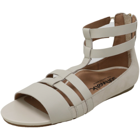 Soft Walk Women's Cazadero Ankle-High Leather Sandal