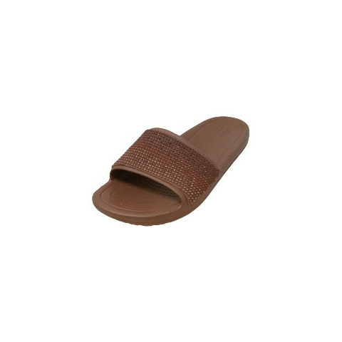 Crocs Women's Sloane Ombre Diamant Slide Sandal