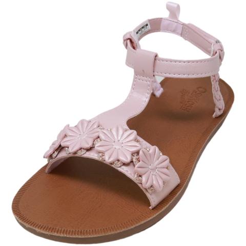 Osh Kosh Bgosh Girl's Marian2G-Y Ankle-High Sandal