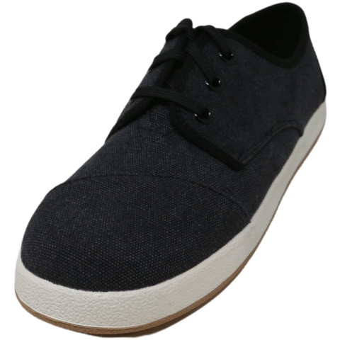 Toms Paseo Washed Canvas Low Top Sneaker