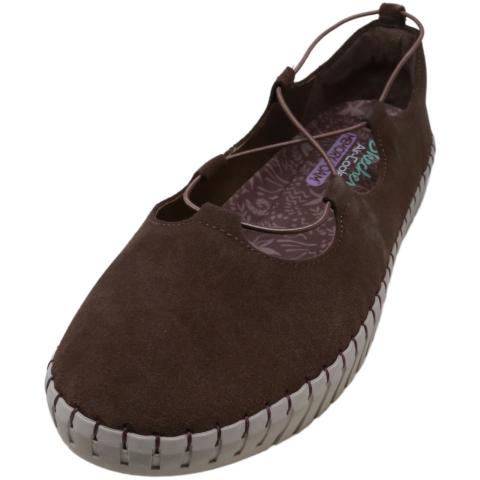 Skechers Women's Sepulveda Blvd - Sweet Lane Ankle-High Leather Sneaker