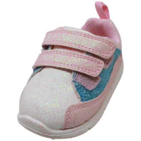 Carter's Girl's Every Step Track Mid-Top Sneaker
