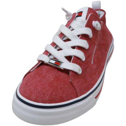 Tommy Hilfiger Women's Odesi Fabric Low Top Sneaker