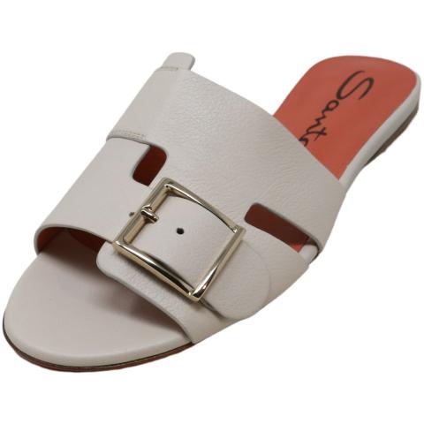 Santoni Women's Catherine Leather Sandal