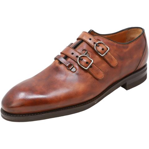 Bontoni Men's Amante Oxford Ankle-High Leather