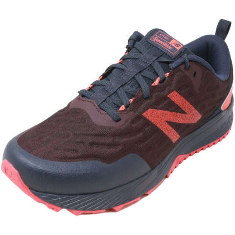 New Balance Men's Mtnt Ankle-High Fabric Trail Running