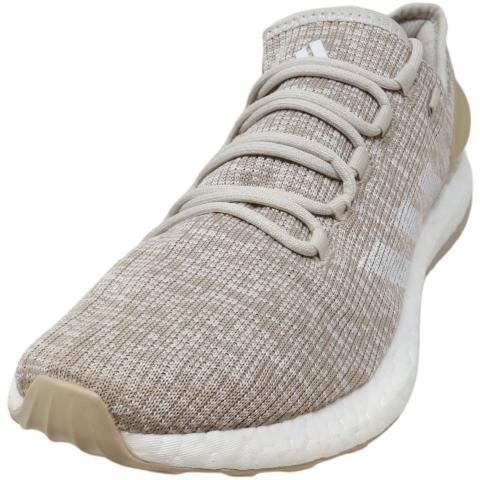 Adidas Men's Pureboost Clima Ankle-High Leather Tenni