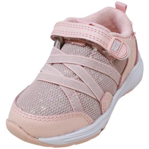 Stride Rite Girl's M2P Emmy Ankle-High Leather Tenni