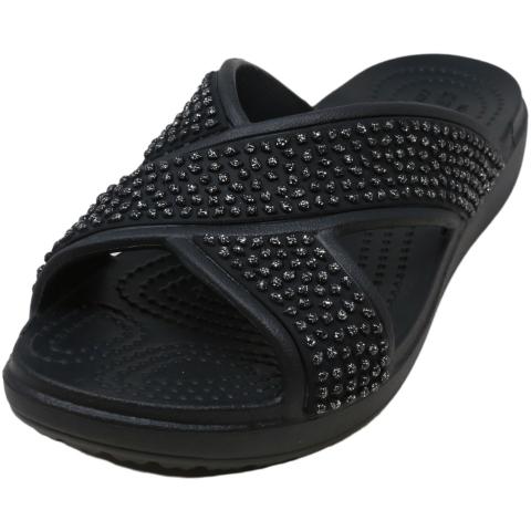 Crocs Women's Embellished Xstrap Sandal