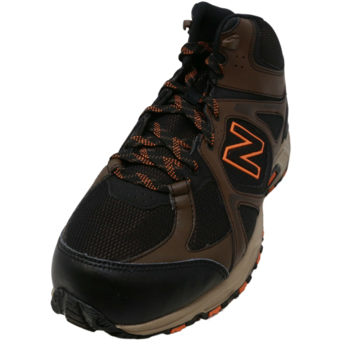 New Balance Men's Xmt481 Low Top Mesh Trail Running