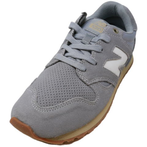 New Balance Men's Xu520 Ankle-High Leather Tenni