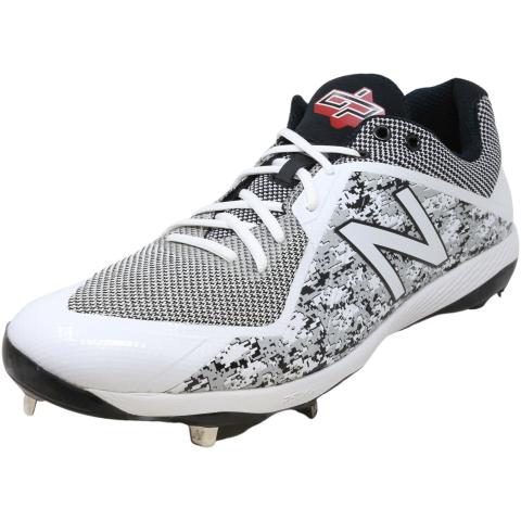New Balance Men's L4040 Low Top Baseball