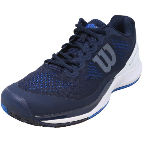 Wilson Footwear Men's Rush Pro 3.0 Ankle-High Mesh Tenni