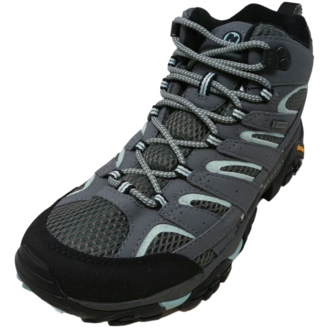 Merrell Women's Moab 2 Mid Gtx Ankle-High Leather Hiking Boot