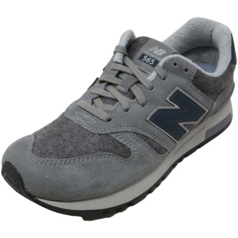 New Balance Men's Xml565 Ankle-High Leather Tenni